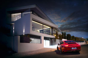 Vernetzte Autos - Porsche investiert in Smart-Home-Start-up